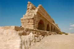 Roman Aqueduct at Caesarea