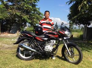 Moto- Pastor Sawan Rai