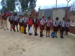 Ready for school-Bethany