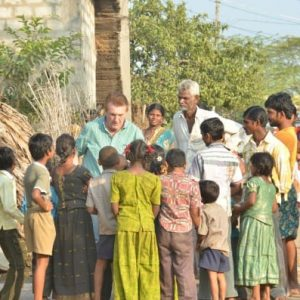 George Miller,child sponsorship, sponsor a child,