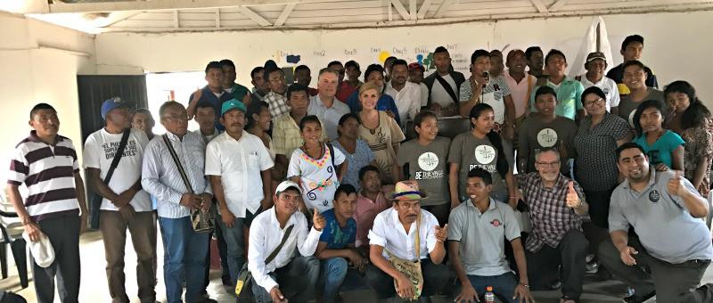 Wayuu Pastors, David Lawson, Hope and Help International, Bread of Hope,