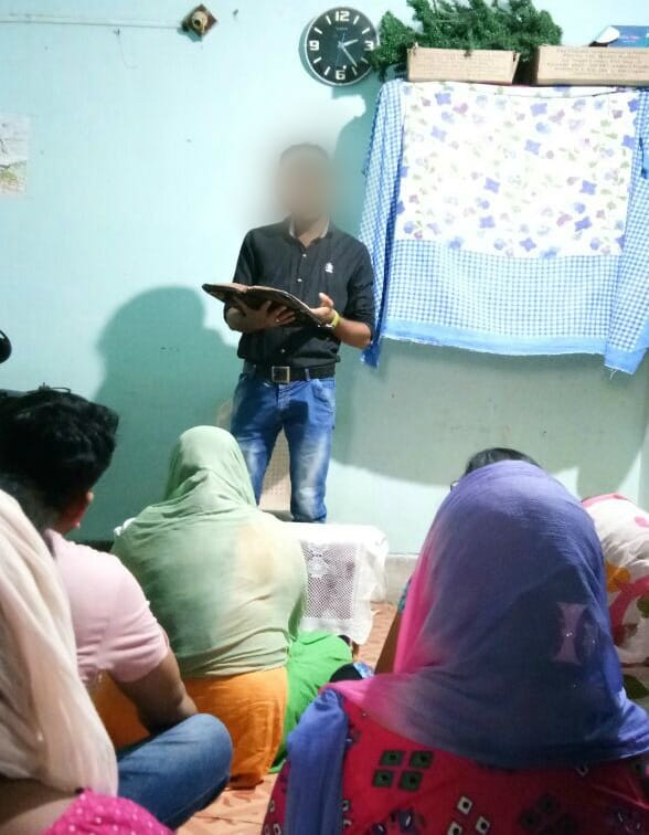 no matter what, reaching the unreached of South Asia, preach the word, entrust to faithful men
