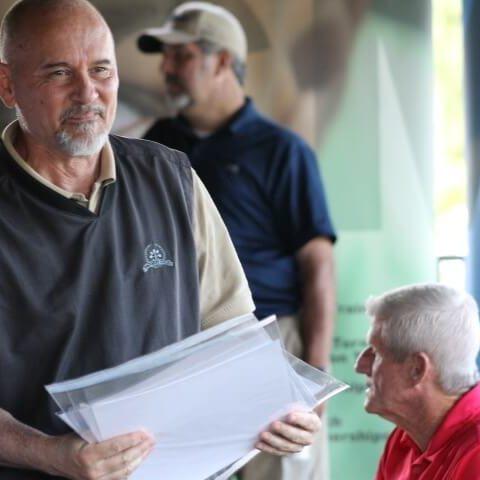 Wayne Barber Memorial Golf Tournament